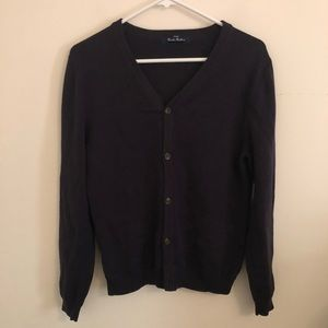 Brooks Brothers Button Down Cardigan
